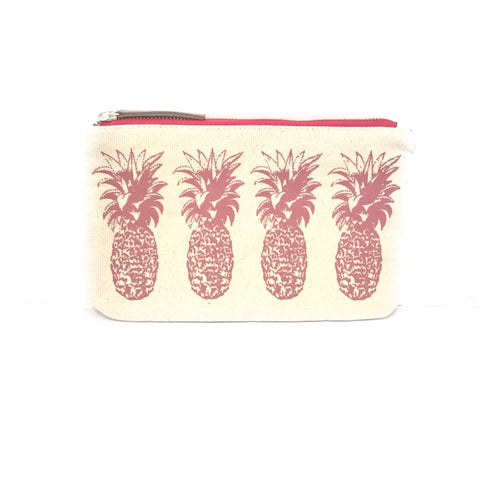 Pineapple Clutch (Pink)