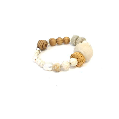 Tribal Bracelet (Natural)
