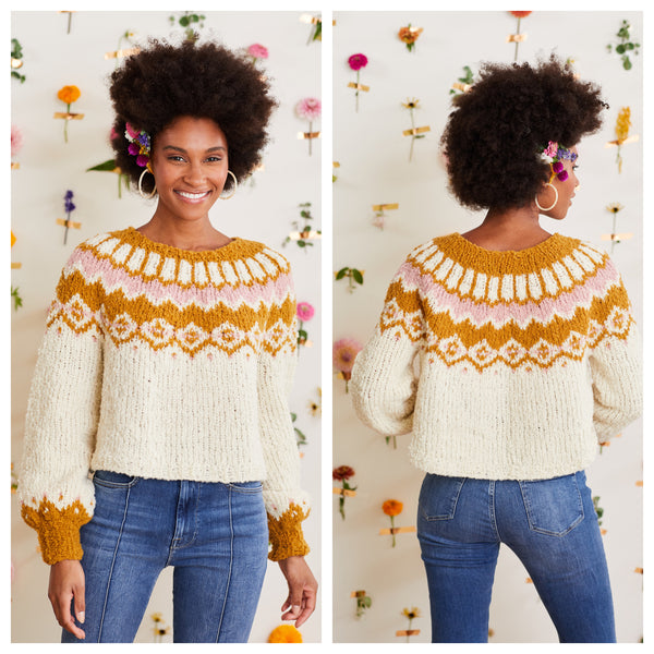 Express Yourself Sweater