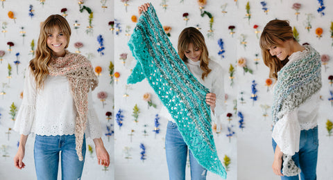 Amulet Shawl Online Class