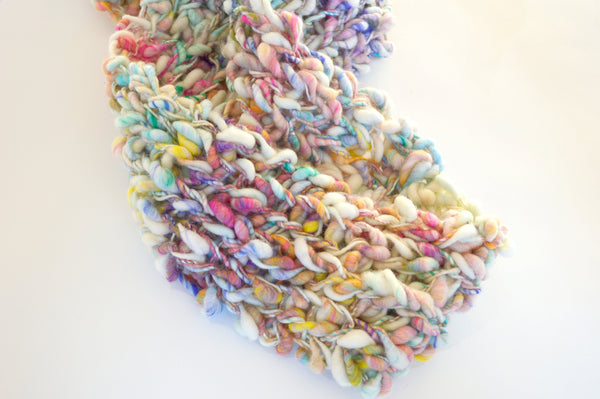 Knit Collage Yarnicorn Cowl Pattern