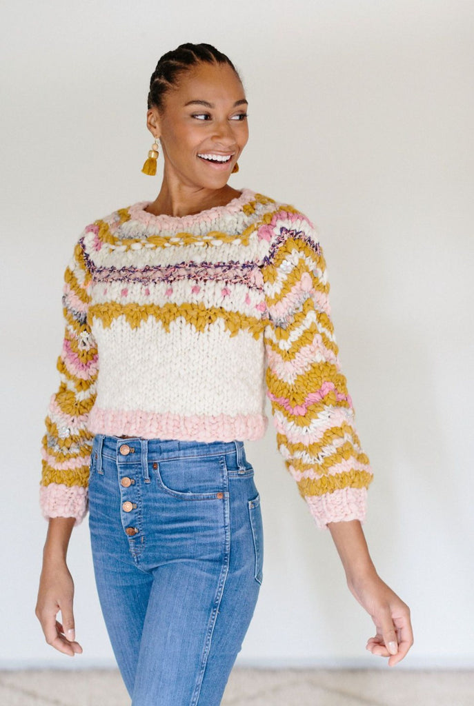 Durango Sweater Pattern