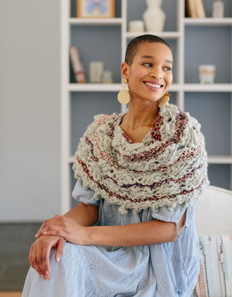 Constellation Shawl Pattern