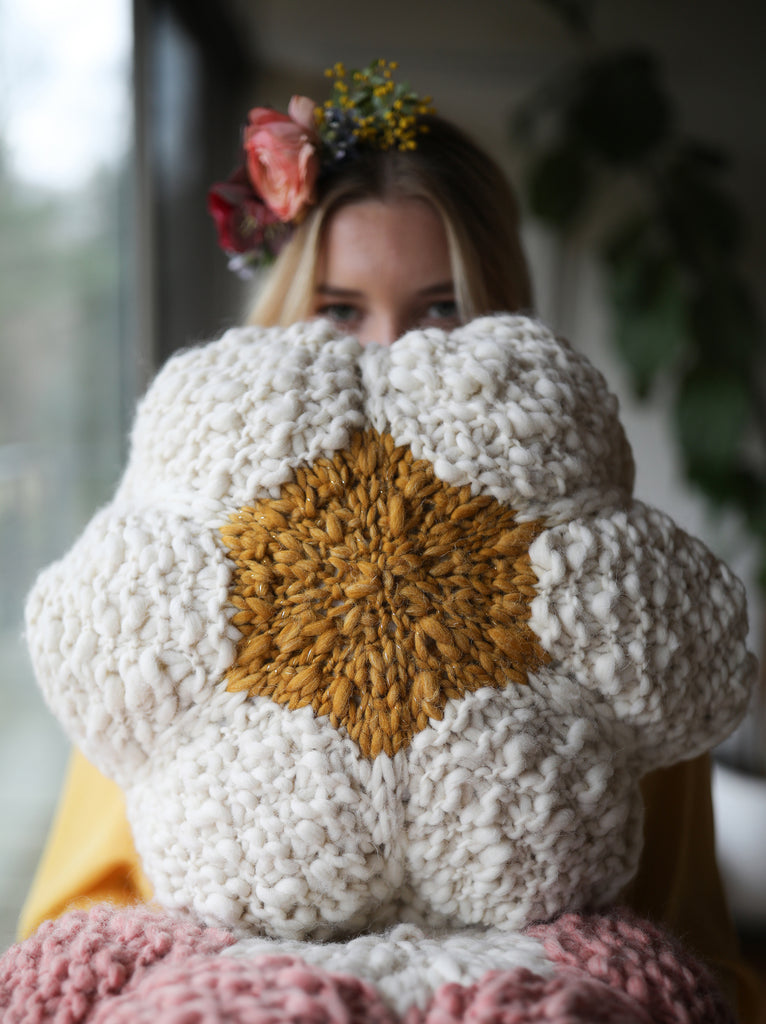 Daisy Pillow Kit