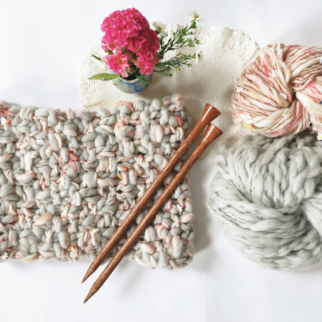 Double Happiness Cowl Pattern