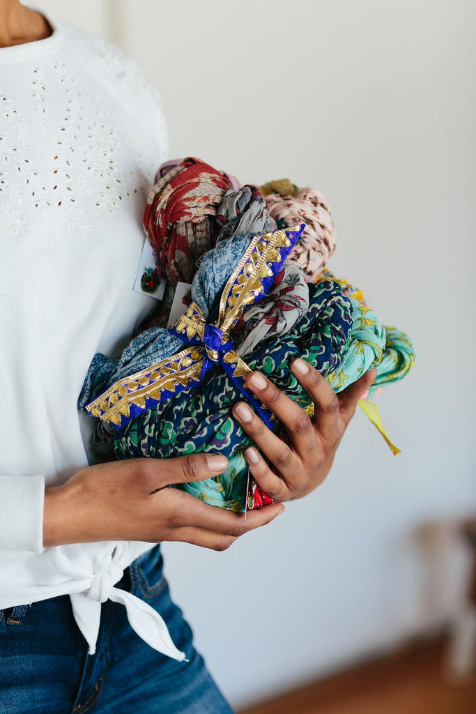 Wildflower Mini Skein Kit