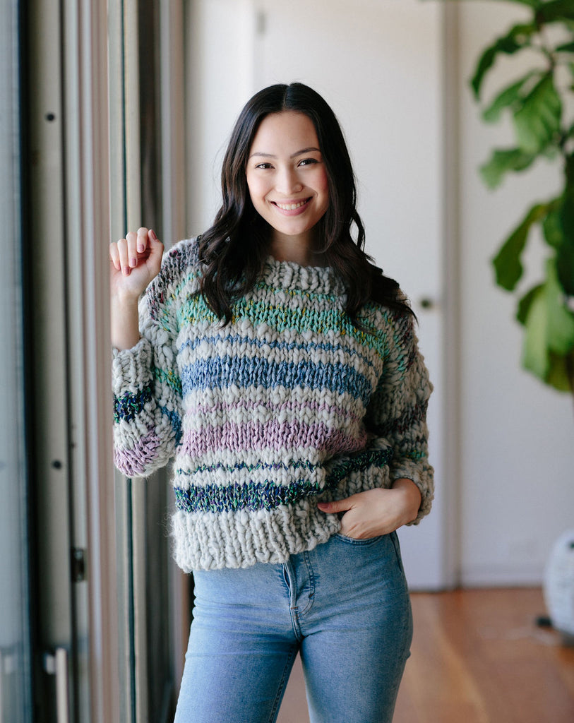 Saturday Sweater Pattern