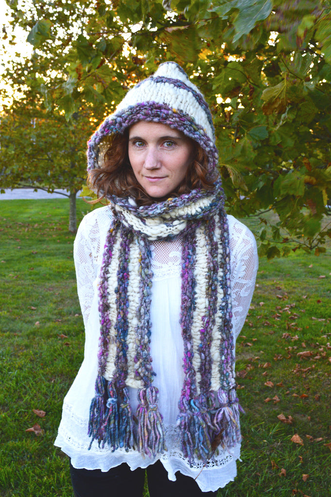 7d34ed000ea Hoodie Scarf Pattern – Knit Collage
