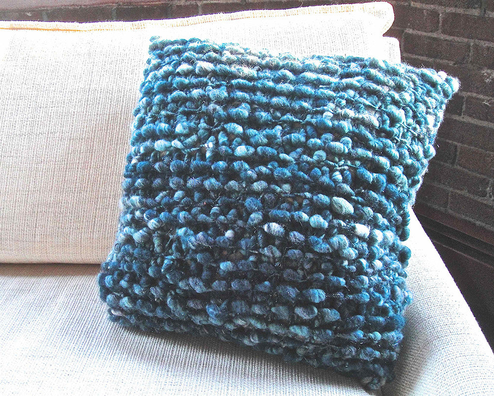 Cozy Cocoon Pillow Pattern