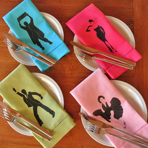 iCon Napkin Set