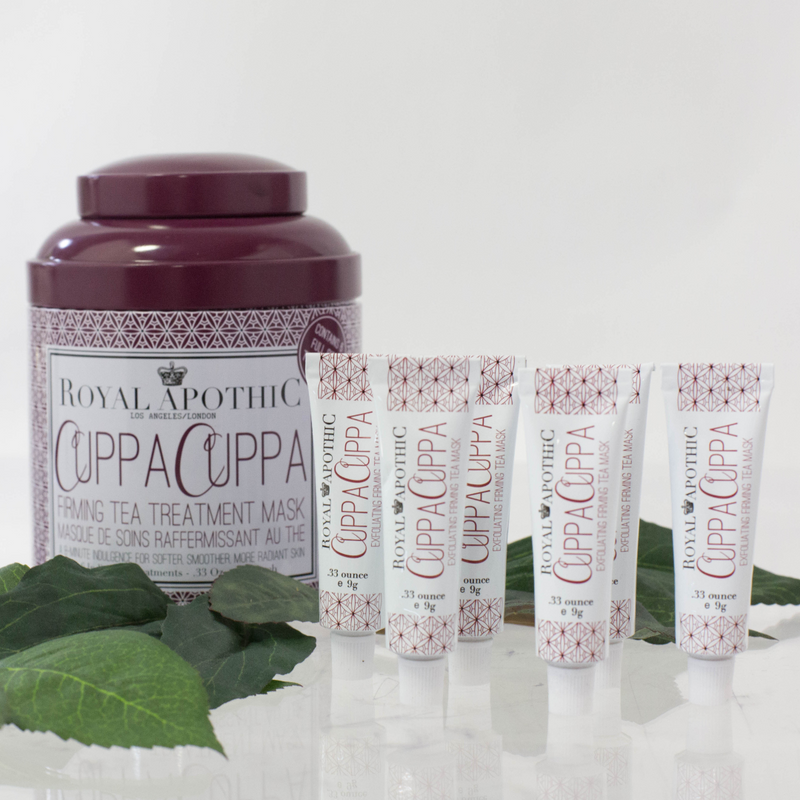 Cuppa Cuppa Firming Mask 6 Pc Set