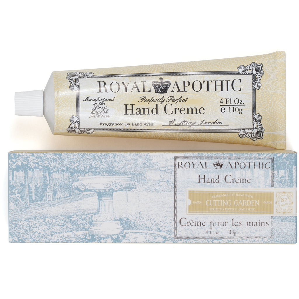 Cutting Garden Hand Cream, 4 oz
