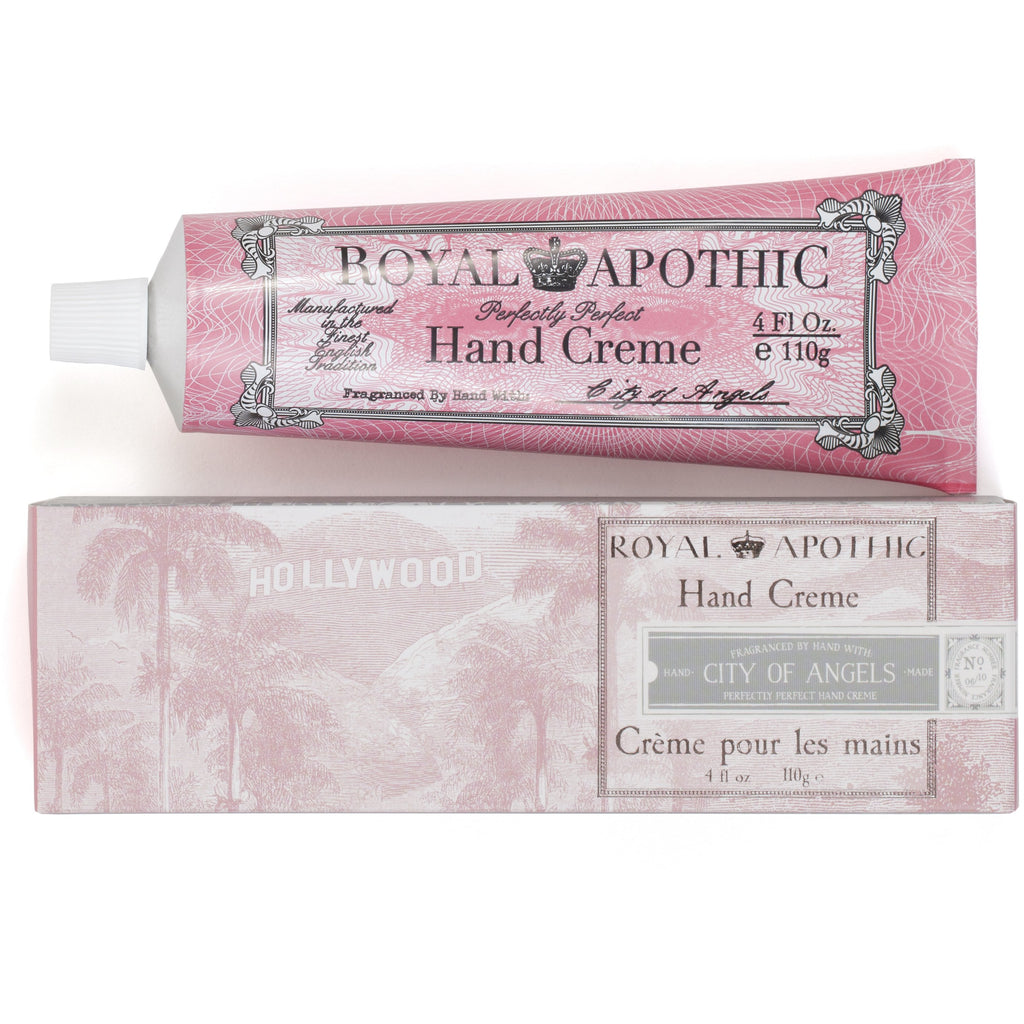 City Of Angels Hand Cream, 4 oz