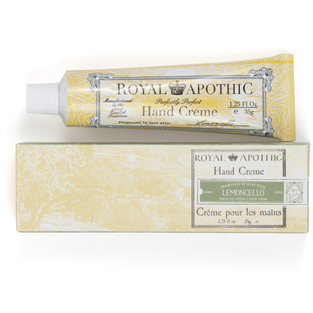 Lemoncello Hand Cream, 1.25 oz