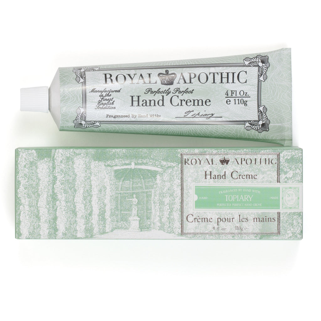 Topiary Hand Cream, 4 Oz