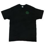 METACORP Black Grid T-Shirt