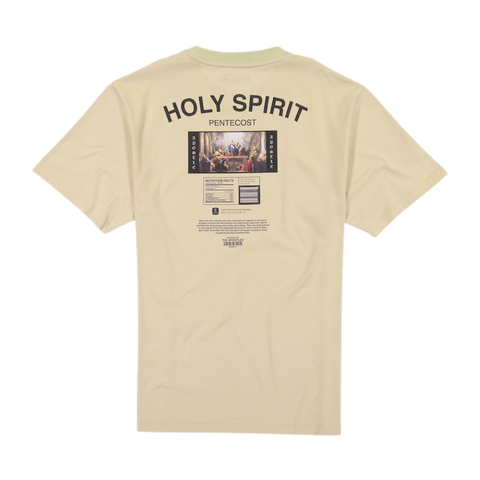 Apostle Club Holy Spirit Nutrition Facts T-Shirt
