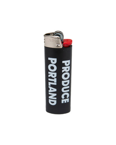 Produce Bic Lighter