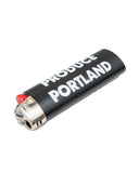 Produce Portland Bic Lighter