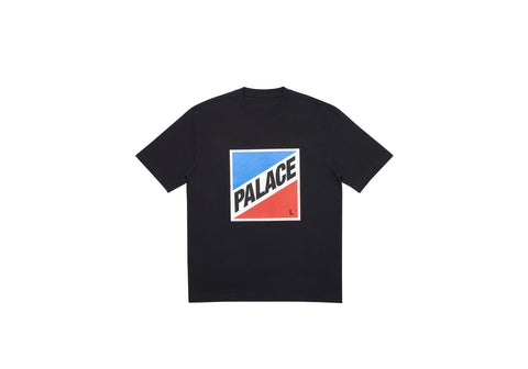 Palace My Size T-Shirt Black Size Large