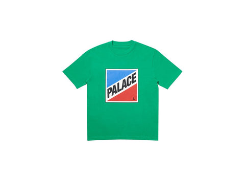Palace My Size T-Shirt Green Size Large