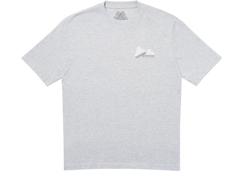Palace Tri-Graine Grey T-shirt Size X-Large