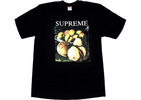 Supreme Still Life Black T-Shirt Small