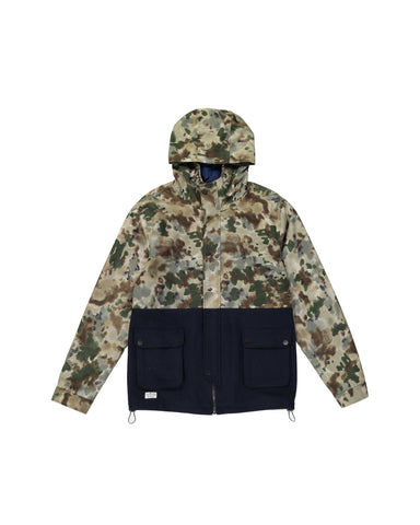 Two-Tone Parka