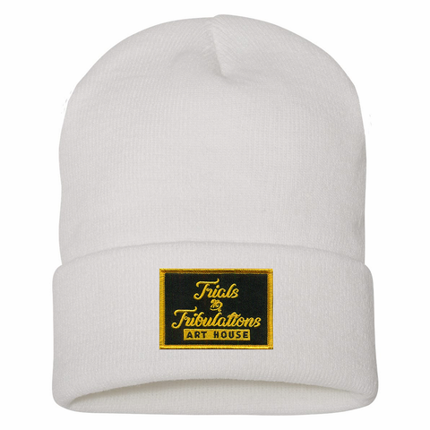 Trials & Tribulations Art House Beanie