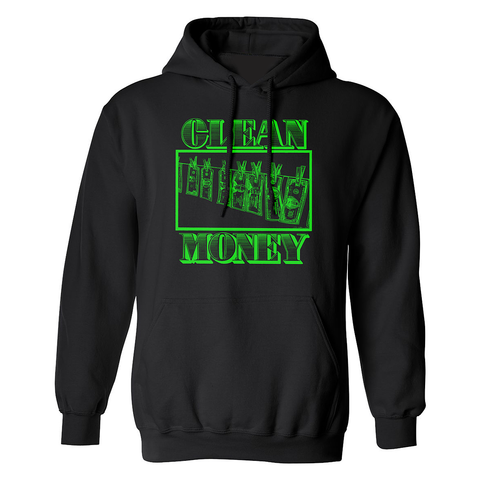 Trials & Tribulations Art House Clean Money Hoodie