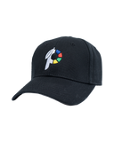 Black hat with P logo