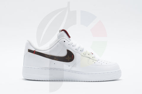 Custom Louis Vuitton Air Force 1 Low Size 10.5