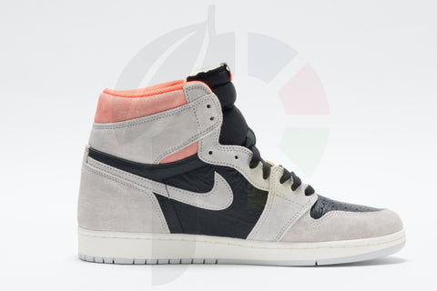 Nike Air Jordan 1 Retro High OG Neutral Gray Size 11.5