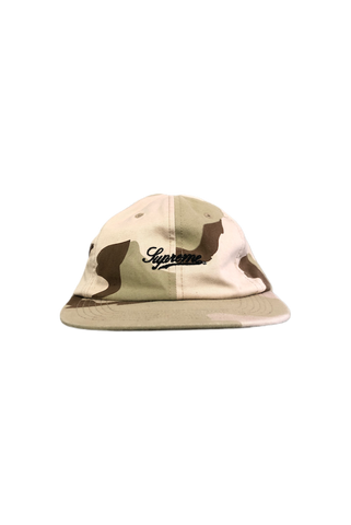 Supreme Camo Side Stash Hat