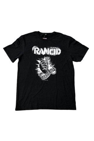 Vintage 2000's Rancid T-Shirt Size Medium