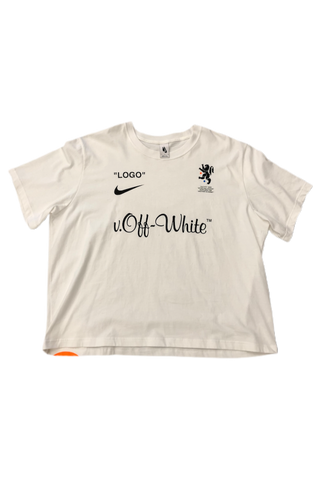 Nikelab Off-White Mercurial NRG T-Shirt Size X-Large