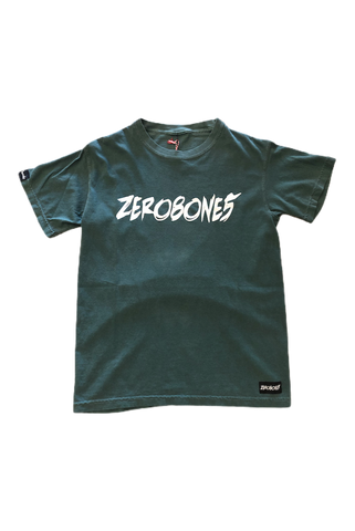 Zero8One5 Green T-Shirt
