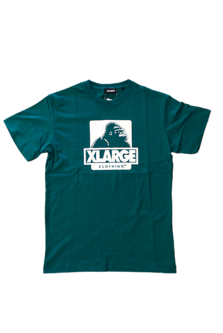 X-Large SS OG Green T-Shirt