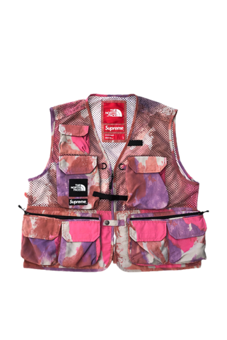 Supreme X The North Face Cargo Vest Size Large