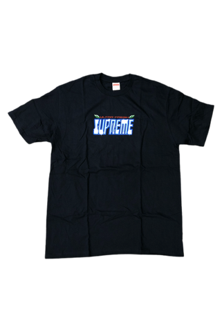 Supreme Navy Ultra Fresh T-Shirt Size Large