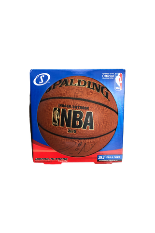 2015 Damian Lillard Signed Basketball