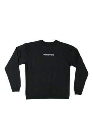 Perceptions Reflective Crewneck