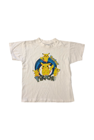 Vintage 2000's Pikachu T-Shirt Size X-Small