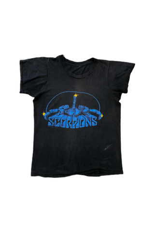 Vintage 1979 Scorpions T-Shirt Size Small