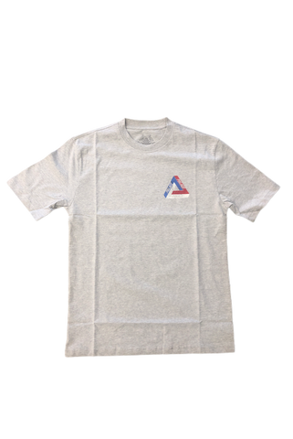 Palace Grey Tri-Tex T-Shirt Size Medium
