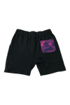 Bape Black Shark Shorts Size Large