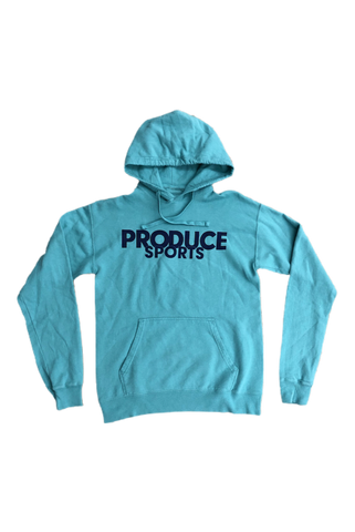 Produce Sports Classic Font Lightweight Hoodie