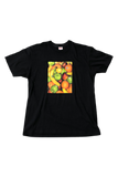 Supreme Fruits Black T-Shirt Size Large