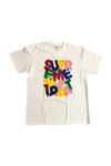 Supreme White Balloons T-Shirt Size Medium