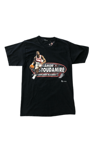 Vintage Early 2000's Damon Stoudamire T-Shirt Sz. L